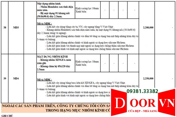 7-1-bang-bao-gia-cua-nhom-xingfa-lswindow-601x400 Giá bán cửa nhôm Xingfa?