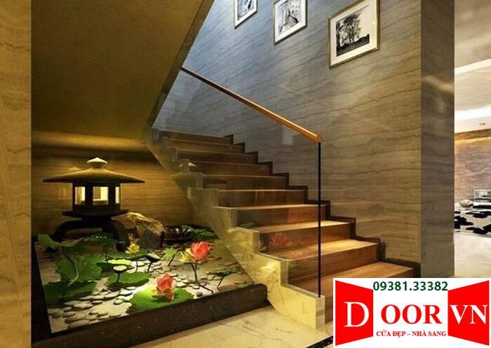 Cầu thang trong nhà đóng vai trò như một cánh cửa doorvn lswindow