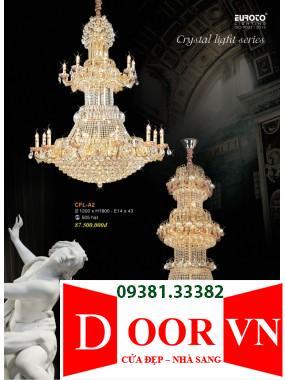 002-2 Catalogue Đèn Trang Trí Euroto - Bảng giá Euroto Lighting 2021