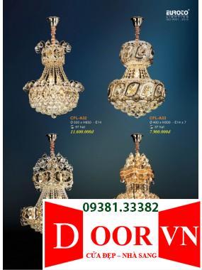 005-2 Catalogue Đèn Trang Trí Euroto - Bảng giá Euroto Lighting 2021