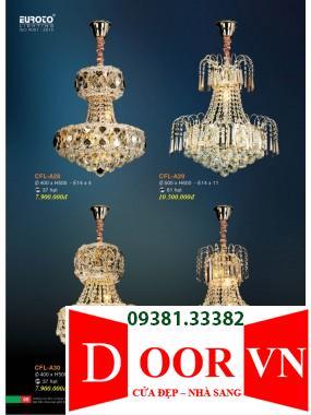 005 Catalogue Đèn Trang Trí Euroto - Bảng giá Euroto Lighting 2021