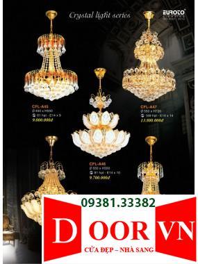 006-2 Catalogue Đèn Trang Trí Euroto - Bảng giá Euroto Lighting 2021