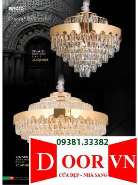 013 Catalogue Đèn Trang Trí Euroto - Bảng giá Euroto Lighting 2021