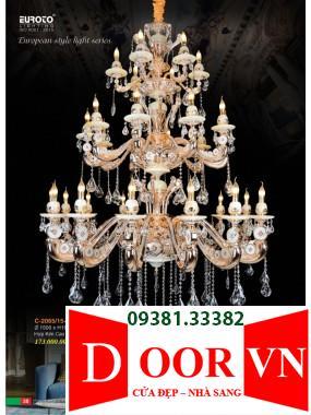 018 Catalogue Đèn Trang Trí Euroto - Bảng giá Euroto Lighting 2021