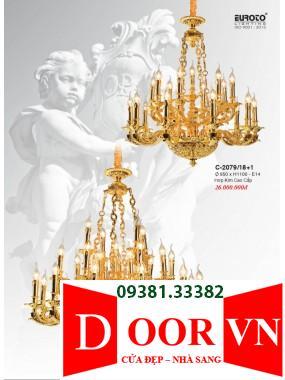 022-2 Catalogue Đèn Trang Trí Euroto - Bảng giá Euroto Lighting 2021