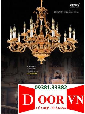 025-2 Catalogue Đèn Trang Trí Euroto - Bảng giá Euroto Lighting 2021