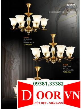 028-2 Catalogue Đèn Trang Trí Euroto - Bảng giá Euroto Lighting 2021