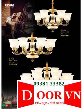 028 Catalogue Đèn Trang Trí Euroto - Bảng giá Euroto Lighting 2021
