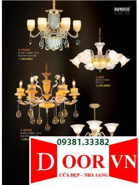 029-2 Catalogue Đèn Trang Trí Euroto - Bảng giá Euroto Lighting 2021