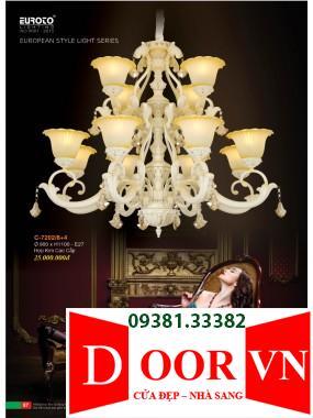 029 Catalogue Đèn Trang Trí Euroto - Bảng giá Euroto Lighting 2021