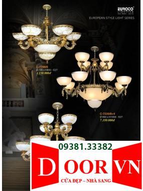 030-2 Catalogue Đèn Trang Trí Euroto - Bảng giá Euroto Lighting 2021