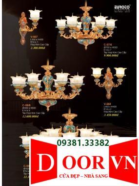 032-2 Catalogue Đèn Trang Trí Euroto - Bảng giá Euroto Lighting 2021