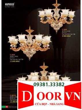 032 Catalogue Đèn Trang Trí Euroto - Bảng giá Euroto Lighting 2021