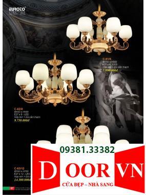 034 Catalogue Đèn Trang Trí Euroto - Bảng giá Euroto Lighting 2021