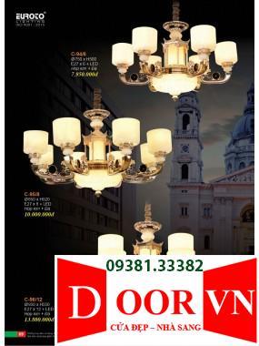 035 Catalogue Đèn Trang Trí Euroto - Bảng giá Euroto Lighting 2021