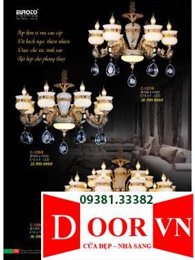 037 Catalogue Đèn Trang Trí Euroto - Bảng giá Euroto Lighting 2021
