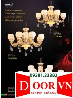 038 Catalogue Đèn Trang Trí Euroto - Bảng giá Euroto Lighting 2021