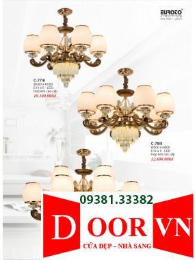 044-2 Catalogue Đèn Trang Trí Euroto - Bảng giá Euroto Lighting 2021