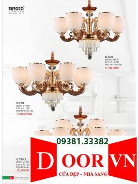 044 Catalogue Đèn Trang Trí Euroto - Bảng giá Euroto Lighting 2021