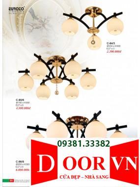 046 Catalogue Đèn Trang Trí Euroto - Bảng giá Euroto Lighting 2021