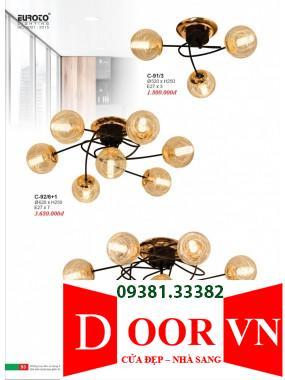 047 Catalogue Đèn Trang Trí Euroto - Bảng giá Euroto Lighting 2021