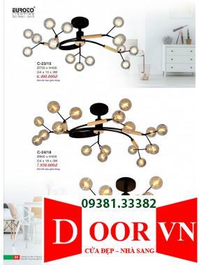 048 Catalogue Đèn Trang Trí Euroto - Bảng giá Euroto Lighting 2021