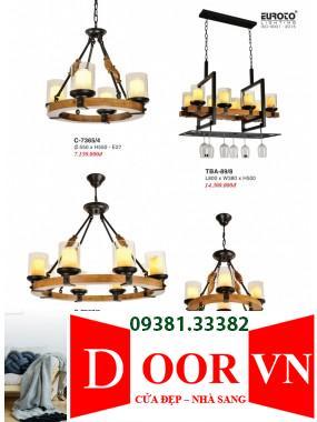 049-2 Catalogue Đèn Trang Trí Euroto - Bảng giá Euroto Lighting 2021