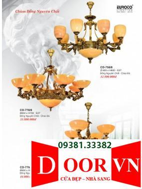 050-2 Catalogue Đèn Trang Trí Euroto - Bảng giá Euroto Lighting 2021