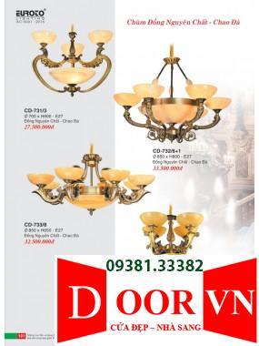 051 Catalogue Đèn Trang Trí Euroto - Bảng giá Euroto Lighting 2021