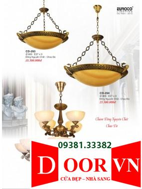 052-2 Catalogue Đèn Trang Trí Euroto - Bảng giá Euroto Lighting 2021