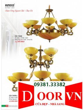 052 Catalogue Đèn Trang Trí Euroto - Bảng giá Euroto Lighting 2021