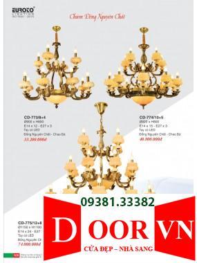 055 Catalogue Đèn Trang Trí Euroto - Bảng giá Euroto Lighting 2021