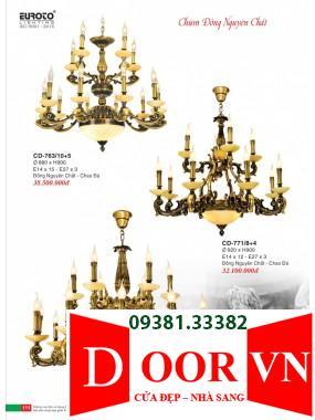 056 Catalogue Đèn Trang Trí Euroto - Bảng giá Euroto Lighting 2021