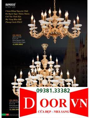 057 Catalogue Đèn Trang Trí Euroto - Bảng giá Euroto Lighting 2021
