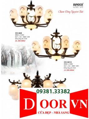 058-2 Catalogue Đèn Trang Trí Euroto - Bảng giá Euroto Lighting 2021