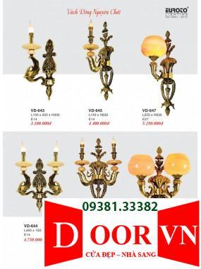 060-2 Catalogue Đèn Trang Trí Euroto - Bảng giá Euroto Lighting 2021