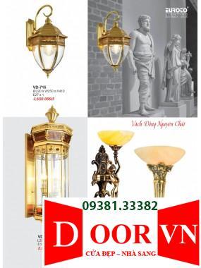 061-2 Catalogue Đèn Trang Trí Euroto - Bảng giá Euroto Lighting 2021