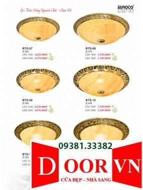 062-2 Catalogue Đèn Trang Trí Euroto - Bảng giá Euroto Lighting 2021