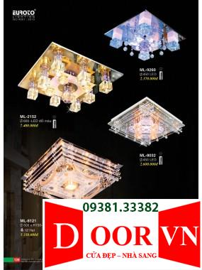 065 Catalogue Đèn Trang Trí Euroto - Bảng giá Euroto Lighting 2021