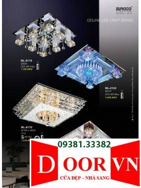 066-2 Catalogue Đèn Trang Trí Euroto - Bảng giá Euroto Lighting 2021