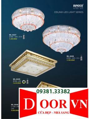 068-2 Catalogue Đèn Trang Trí Euroto - Bảng giá Euroto Lighting 2021
