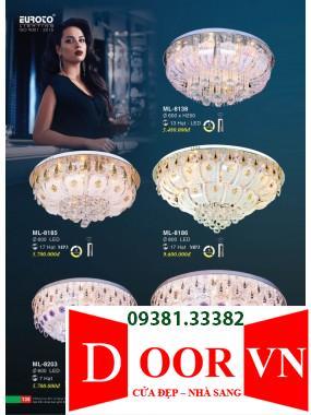 068 Catalogue Đèn Trang Trí Euroto - Bảng giá Euroto Lighting 2021