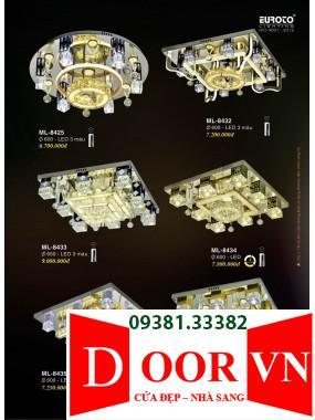 070-2 Catalogue Đèn Trang Trí Euroto - Bảng giá Euroto Lighting 2021