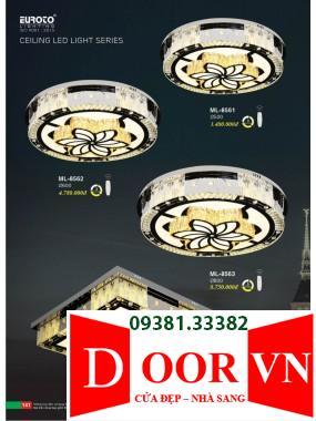 071 Catalogue Đèn Trang Trí Euroto - Bảng giá Euroto Lighting 2021