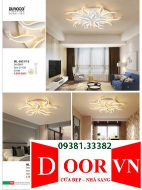 075 Catalogue Đèn Trang Trí Euroto - Bảng giá Euroto Lighting 2021