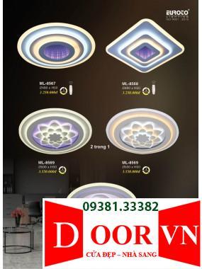 077-2 Catalogue Đèn Trang Trí Euroto - Bảng giá Euroto Lighting 2021