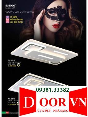 082 Catalogue Đèn Trang Trí Euroto - Bảng giá Euroto Lighting 2021