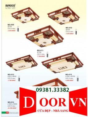 084 Catalogue Đèn Trang Trí Euroto - Bảng giá Euroto Lighting 2021