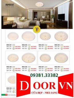 085 Catalogue Đèn Trang Trí Euroto - Bảng giá Euroto Lighting 2021