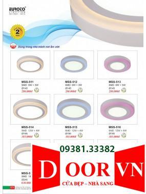 086 Catalogue Đèn Trang Trí Euroto - Bảng giá Euroto Lighting 2021